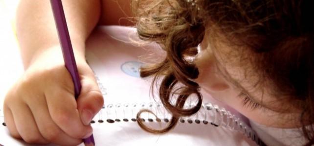 Fare i compiti, che fatica!