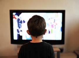 Bambini televisione